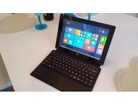 Linx 10 Inch Windows 10 2GB RAM 32GB Tablet with Keyboard folder
