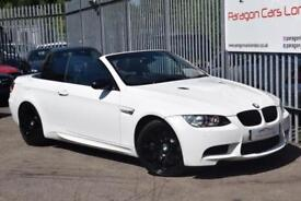 2013 BMW 3 Series M3 Convertible 4.0V8 420 DCT7 Petrol white DualClutch
