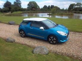 2016 / 16 DS DS 3 1.2 PureTech ( 82ps ) 2016MY Chic