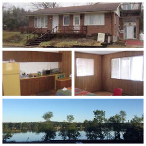 Trent Hills/Campbellford 1 bedroom apt with lake view