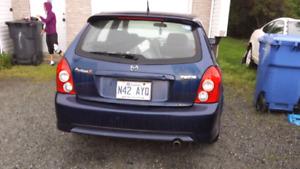 Mazda protégé 5 2003