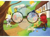 Children's Book illustrator here