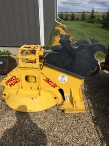 Pro mac 36 CMR II excavator brush cutter head
