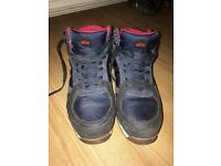 Men's SITE Safety Boots Size 9 UK 43 EUR
