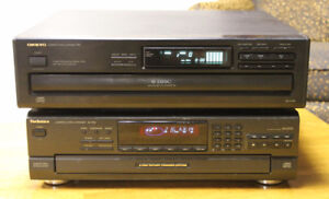 Multi-pack CD Players