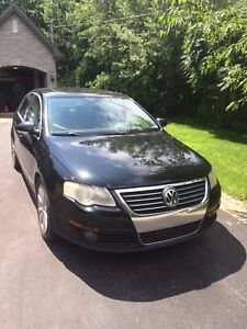 VW Passat v6 3.6L 4Motion (AWD)