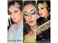 hair & makeup artist & hijab mobile based in Birmingham