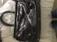 Vintage mulberry weekend bag