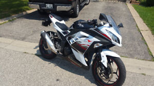Great entry level sportbike