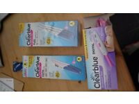 Free: Clearblue pregnancy/ovulation tests [being collected- will delete ad when gone]