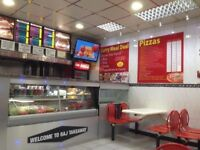 Established Fast Food Takeaway Business For Sale - Wilmslow Road Fallowfield - Busy Student Location