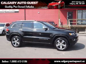 2015 Jeep Grand Cherokee Limited 5.7L HEMI/4WD/NAVI/B.CAM/LEATHE