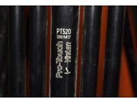 Vinten ProTouch PT 520 tripod: used but in good working condition