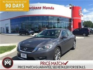 2014 Honda Accord SPORT, HEATED SEATS, BACK UP CAMERA,BLUETOOTH