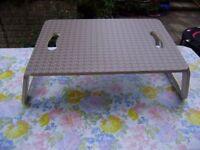 Laptop tray / bed tray, NEW