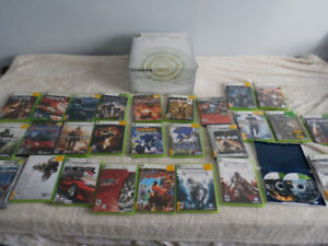 Xbox 360 Original - Includes 30+ Games, Console and Controller