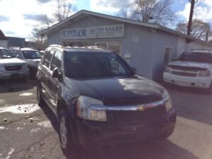 2007 Chevrolet Equinox LS Fully certified! No Accidents!