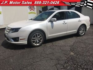 2012 Ford Fusion SEL, Automatic, Leather, Sunroof, AWD