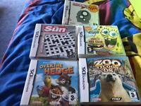 Ds games all working