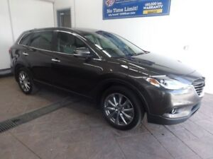 2015 Mazda CX-9 GT AWD LEATHER NAVI SUNROOF 7PASS