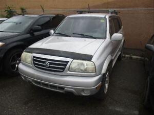 2002 Suzuki XL-7 -
