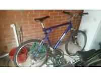 GT bike for sale rides but in-need of tlc