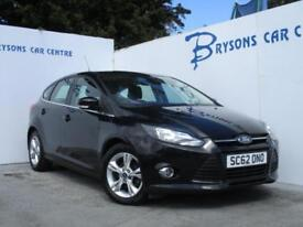 2013 62 Ford Focus 1.6TDCi ( 115ps ) Zetec for sale in AYRSHIRE