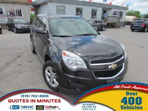 2013 Chevrolet Equinox LS | AWD |  BLUETOOTH | SAT RADIO