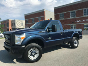 2013 Ford F-350 DIESEL**XL**4X4 Camionnette