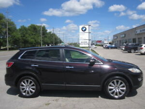7 PASSENGER !! IMMACULATE ! 2007 MAZDA CX9 GT