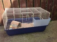 Indoor rabbit cage , Guinea pigs possible delivery