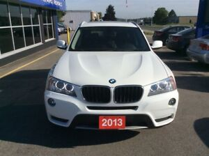 2013 BMW X3 28i NAV/ PANORAMIC ROOF/ LEATHER/ CAR-PROOF