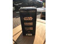 Star Wars Trilogy (VHS, 2000)