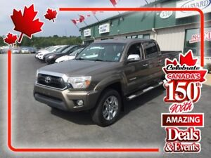 2013 Toyota Tacoma V6 Limited (SUMMER SALE!) NOW $33,950