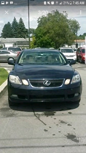 2007 LEXUS GS300. SAFETIED. PRIVATE SALE