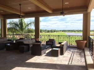 Florida Vacation Rental  (TPC Golf, 5 Star Amenities)