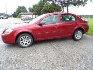 2009 Chevrolet Cobalt Sedan, Runs Excellent, Selling CERTIFIED !