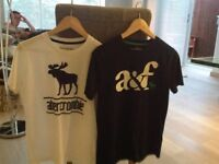 Abercrombie and fitch t shirts