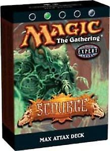 Magic the Gathering Max Attack Preconstructed Deck