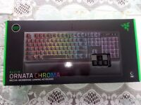 Razer Ornata Chroma Mecha-Membrane Gaming USB Keyboard