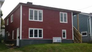 MUN Area. Newly Renovated 3 Br. Washer/ Dryer. Parking