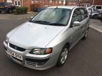 2004 MITSUBISHI SPACESTAR EQUIPPE ONLY 66000 MILES WITH FULL SERVICE HISTORY £695