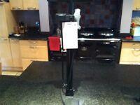 Bontrager recharger floor pump