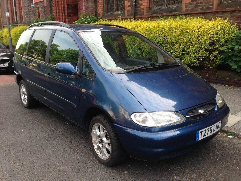 1999 ford galaxy ghia 1 9td diesel 7 seat manual mot until july 2018 in sefton park. Black Bedroom Furniture Sets. Home Design Ideas