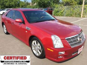 2011 Cadillac STS Luxury ** HTD/COOLED LEATH, BLUETOOTH **