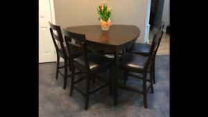 Wooden Desk, table set, chest