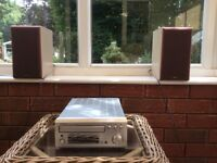 Denon UD-M30, CD and Radio compact stereo system.