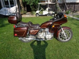 mint 1983 honda goldwing interstate