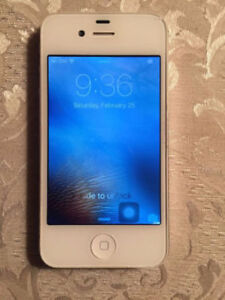 Two iPhone 4s - 16GB