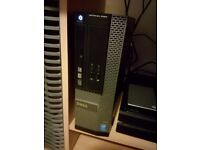 Dell Optiplex 3020, G3240, 8GB DDR3, NVIDIA 210 1GB, 250GB HDD Win 10